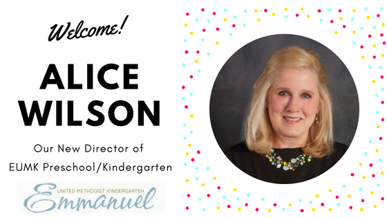 Alice Wilson Emmanuel United Methodist Kindergarten Director